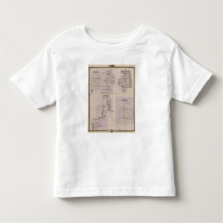 Plans of Brooklyn, Grinnell Toddler T-Shirt
