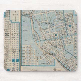 Plans of Fort Dodge, Humboldt Mouse Mat