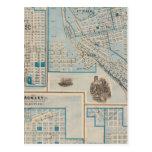 Plans of Fort Dodge, Humboldt Postcards