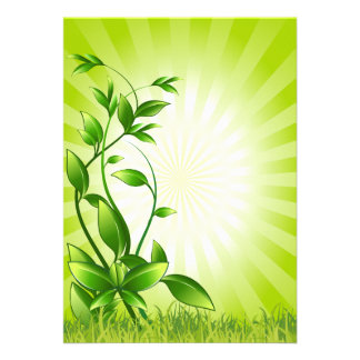 plant-158798 CAUSES ENVIROMENT CARING MOTIVATIONAL Personalized Announcement