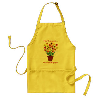 Plant a Seed ... Apron