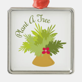 Plant A Tree Christmas Tree Ornament