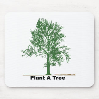 plant a tree mouse mat