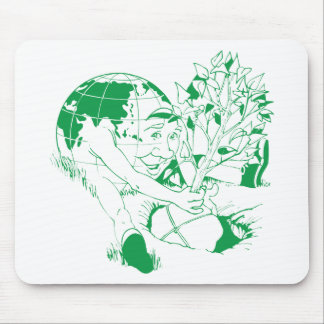 Plant a Tree Mouse Pads