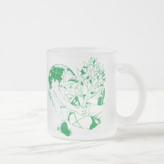 Plant a Tree Coffee Mugs