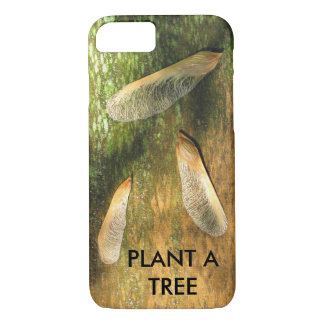 Plant a Tree Nature Lover iPhone 7 Case