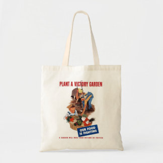 """Plant a Victory Garden"" Bag"