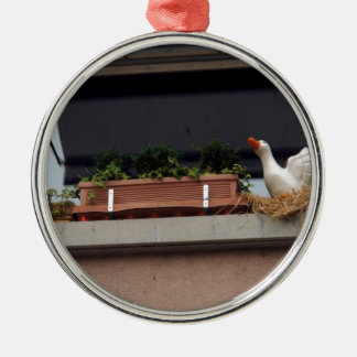 Plant and animal figure in the balcony christmas tree ornaments