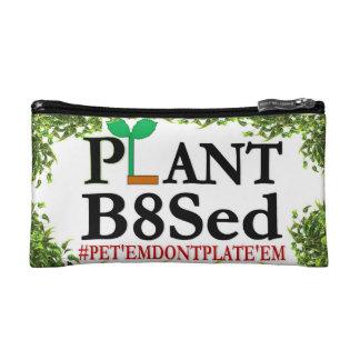 Plant B8sed Logo Graphic Cosmetic Bag
