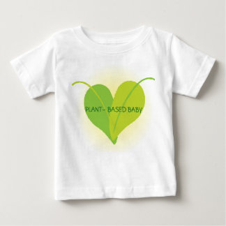 Plant-Based Baby Apparel Baby T-Shirt