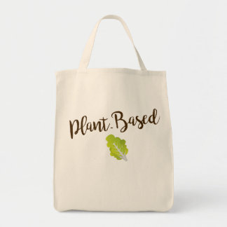 Plant-Based Grocery Tote