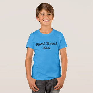 Plant-Based Kids T-Shirt