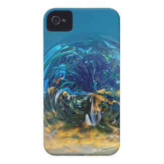 Plant Bubble iPhone 4 Case