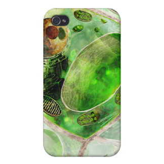 Plant cell iPhone 4 covers