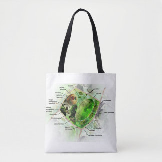 Plant Cell Tote Bag