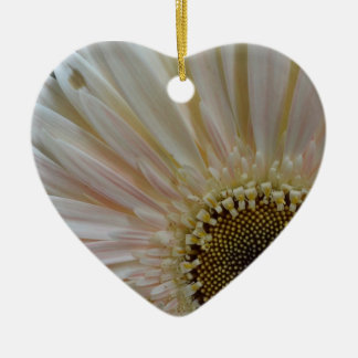 Plant for the Cure Flower Ceramic Heart Decoration