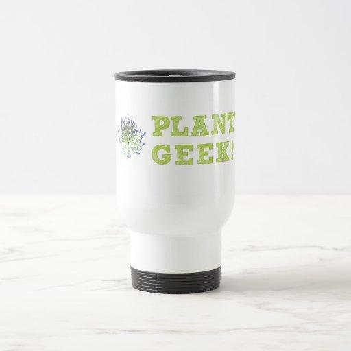 Plant Geek Travel Mug