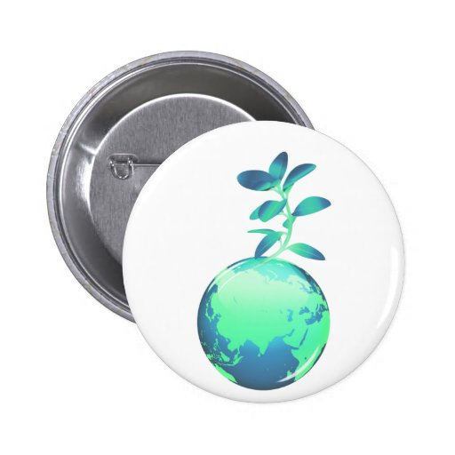 Plant Life Button