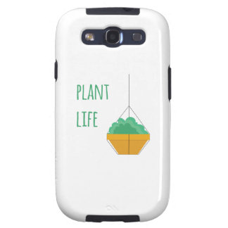 Plant Life Galaxy S3 Cover