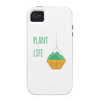 Plant Life Case-Mate iPhone 4 Covers