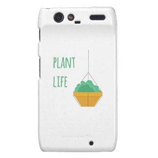 Plant Life Droid RAZR Case