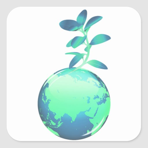 Plant Life Stickers