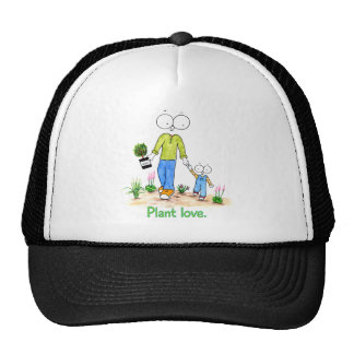 Plant Love Trucker Hat