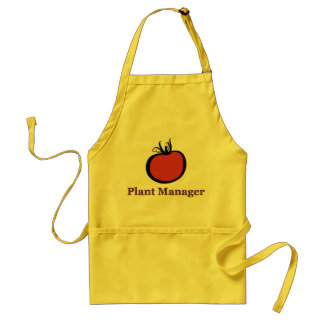Plant Manager Standard Apron