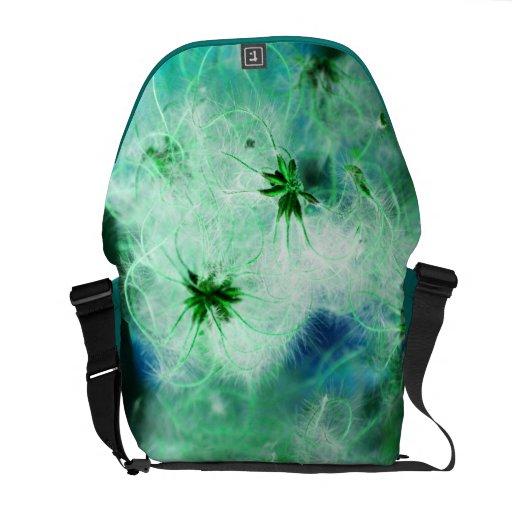 plant messenger bag