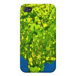 Plant Nymph iPhone 4 Case