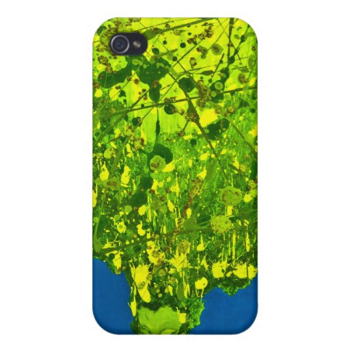 Plant Nymph Covers For iPhone 4