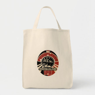 Plant One Powerhouse Grocery Tote Bag