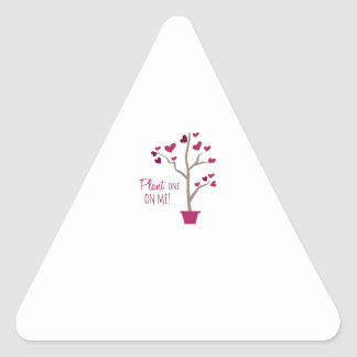 Plant One Sticker