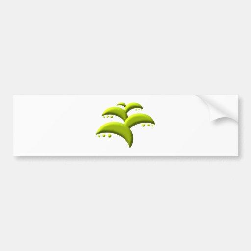 Plant plans bumper stickers