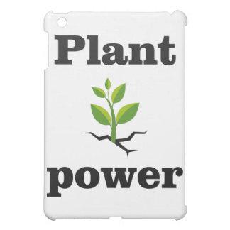 Plant power case for the iPad mini