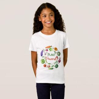 Plant-Powered Girls T-Shirt