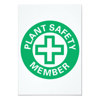 Plant Safety Member Invitations