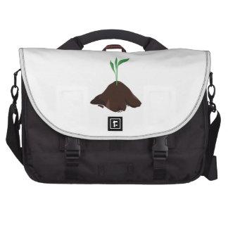 Plant Sprout Laptop Bag
