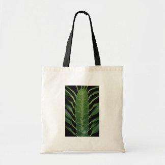 Plant Tree Euphorbia Canvas Bags