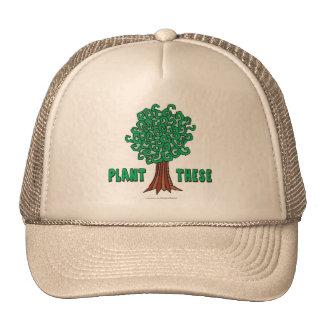 Plant Trees Mesh Hats