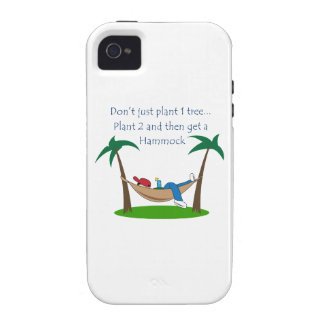 PLANT TWO TREES Case-Mate iPhone 4 COVER