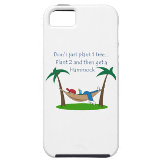 PLANT TWO TREES iPhone 5 COVERS
