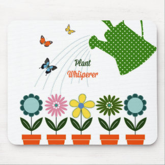 Plant Whisperer - How Does Your Garden Grow? Mouse Mat