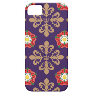 Plantagenets fleur patterns case for the iPhone 5