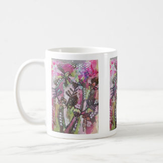 Plantain and Vetch Mug