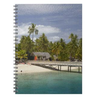 Plantation Island Resort, Malolo Lailai Island 3 Notebooks