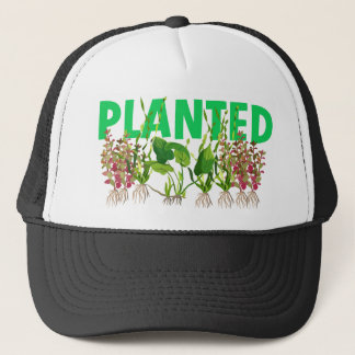 PLANTED HAT