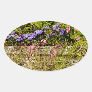 Planter Oval Sticker