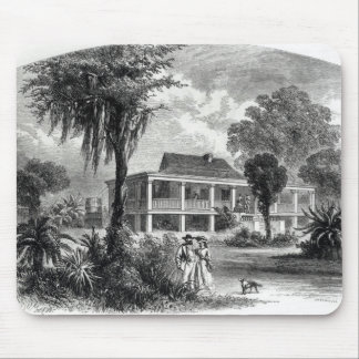 Planter's House on the Mississippi Mouse Mat