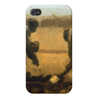 Planting by Vincent van Gogh iPhone 4/4S Cover